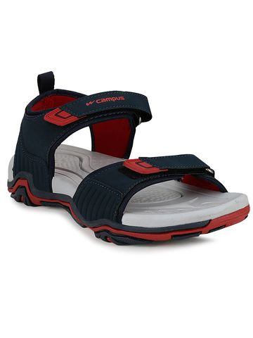 Campus Shoes | SD-050C_NAVYRED