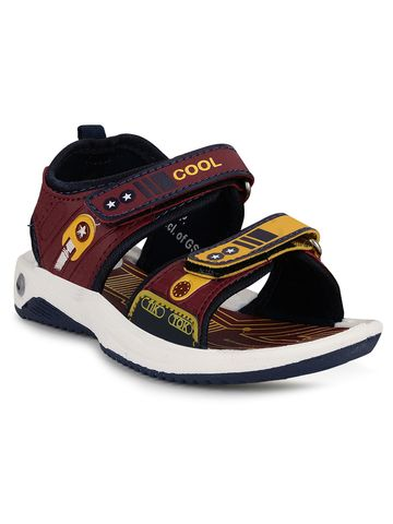 Campus Shoes | SL-310_BURGUNDYMSTD