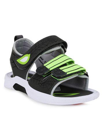 Campus Shoes | SMS-208_GRYGRN