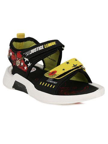 Campus Shoes | SMS-209_BLKLMN