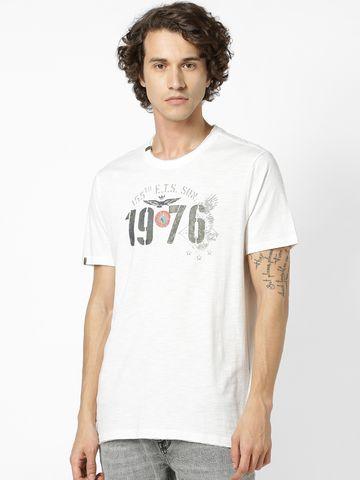 celio | celio Off White T-Shirt