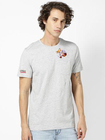 celio | celio Grey T-Shirt