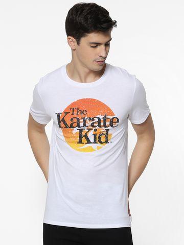 celio | Optical White Licensee T-Shirt