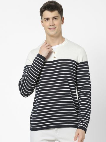 celio | 100% combed Cotton Regular fit Sweatshirt