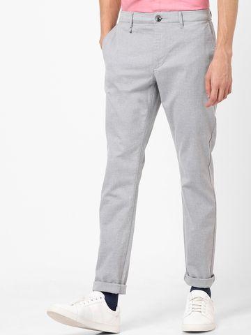celio | Skinny Fit Grey Trouser