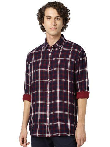 celio | 100% Cotton Double Cloth Shirt