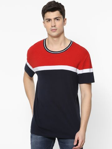celio | 100% Cotton Navy T-Shirt
