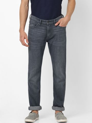 celio | Soft Touch-Regular Fit Grey jeans
