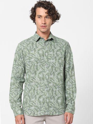 celio | Regular Fit Linen Shirt