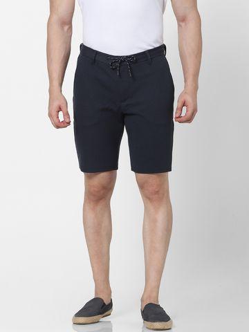 celio | Knitted Regular Fit Navy Short