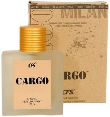 CFS | CFS cargo Eau de Parfum - 100 ml  (For Men & Women)