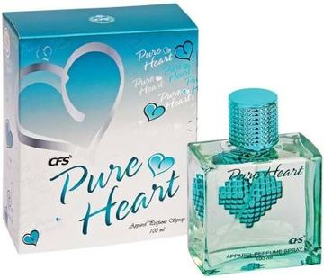 CFS | CFS Pure Heart Blue Eau de Parfum - 100 ml  (For Men & Women)
