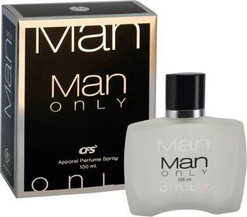 CFS | CFS Man Only Balck Eau de Parfum - 100 ml  (For Men)