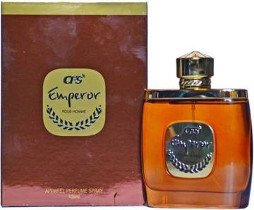 CFS | CFS EMPEROR Brown Perfume LONG LASTING PERFUMES Eau de Parfum - 100 ml  (For Men & Women)