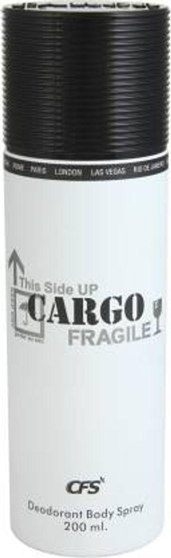 CFS | CFS Cargo White Deodorant Spray - For Men & Women  (200 ml)