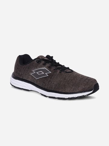 Lotto | Lotto Men's Track Dark Brown Running Shoes