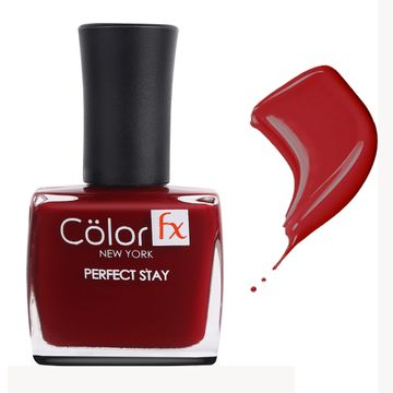 Color Fx | Color Fx Perfect Stay Basic Collection Nail Enamel, Shade-121