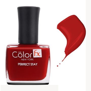 Color Fx | Color Fx Perfect Stay Basic Collection Nail Enamel, Shade-123