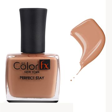Color Fx | Color Fx Perfect Stay Basic Collection Nail Enamel, Shade-126