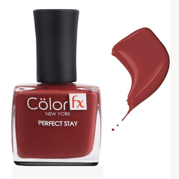 Color Fx | Color Fx Perfect Stay Basic Collection Nail Enamel, Shade-128