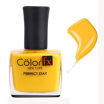 Color Fx | Color Fx Perfect Stay Basic Collection Nail Enamel, Shade-132