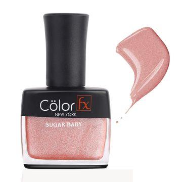 Color Fx | Color Fx Sugar Baby Wedding Collection Nail Enamel, Shade-105