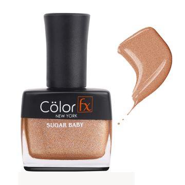 Color Fx | Color Fx Sugar Baby Wedding Collection Nail Enamel, Shade-110