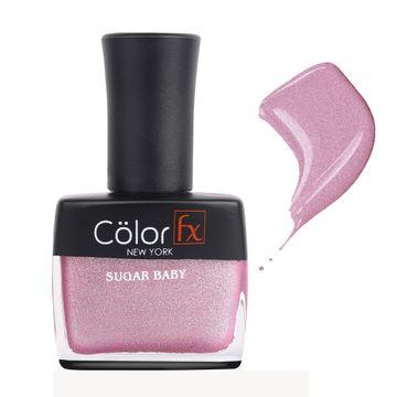 Color Fx   Color Fx Sugar Baby Wedding Collection Nail Enamel, Shade-117