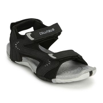 Columbus | Columbus Black Men's Sports Sandals