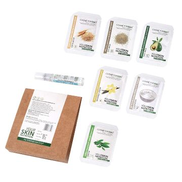 Cosmetofood | Cosmetofood Professional Avocado Age Reverse Skin Nutrition Facial Kit (35 mL) For Men And Women
