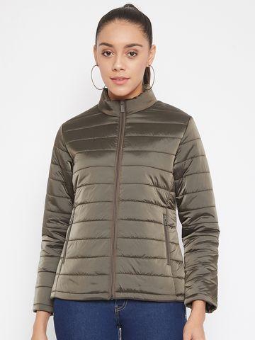 Crimsoune Club | Crimsoune Club Womens Solid Grey Jacket