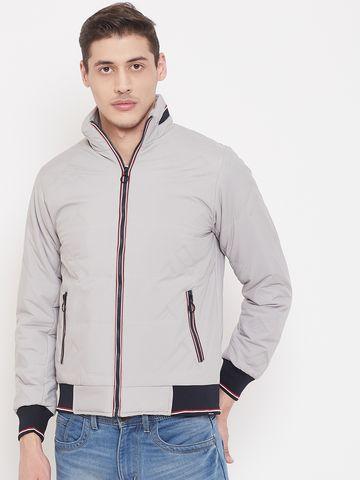 Crimsoune Club | Crimsoune Club Mens Solid Grey Jacket