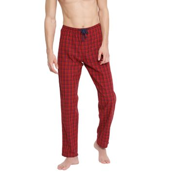 Crimsoune Club | Crimsoune Club Men's Red Checked Lower
