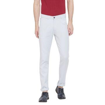 Crimsoune Club | Crimsoune Club Men's Blue Solid Trouser