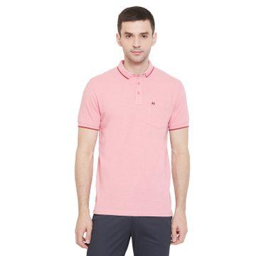 Crimsoune Club | Crimsoune Club Men's Pink Solid Tshirt