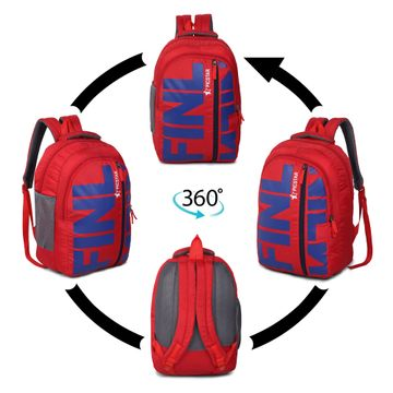 Picstar | Picstar Large 32 L FIND Red Men and Women Backpack