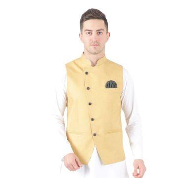 TAHVO | TAHVO Angrakha nehru Jacket