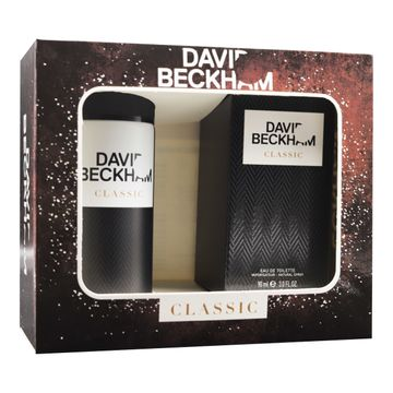 David Beckham | Classic Gift Set