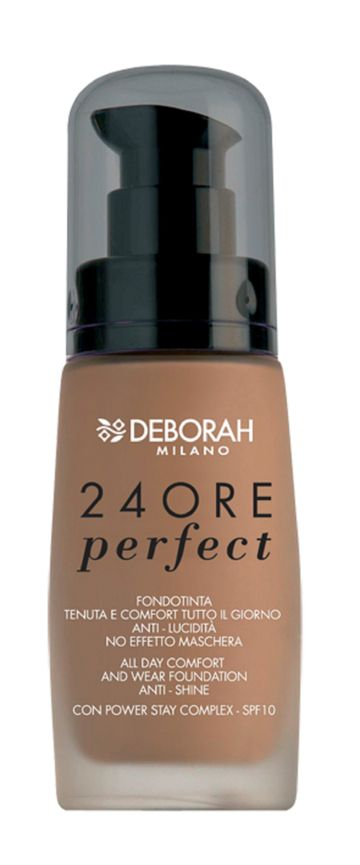Deborah Milano | 24Ore Perfect Foundation - 4 Apricot