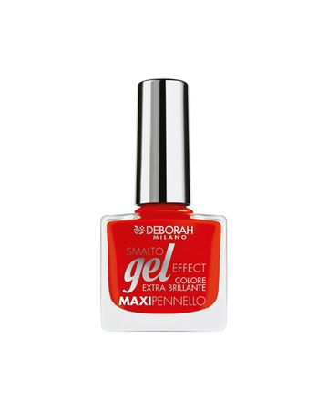 Deborah Milano | Gel Effect - 09 Red Pusher Nail Polish