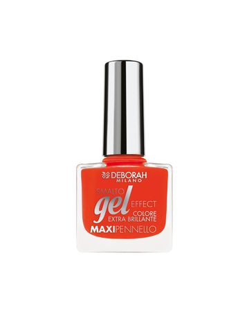 Deborah Milano | Gel Effect - 10 Coral Flash Nail Polish