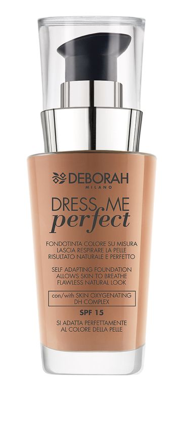 Deborah Milano | Dress Me Perfect Foundation - 04 Apricot
