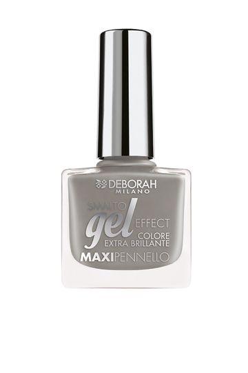 Deborah Milano | Gel Effect - 44 Dark Grey Nail Polish