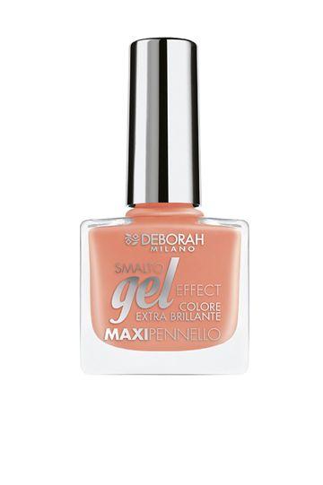 Deborah Milano | Gel Effect - 48 Coral Shell Nail Polish