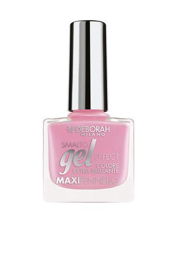 Deborah Milano | Gel Effect - 49 Peonia Pink Nail Polish