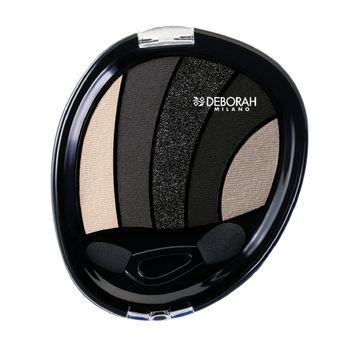Deborah Milano | Perfect Smokey Eye Palette - 03 Black Smokey