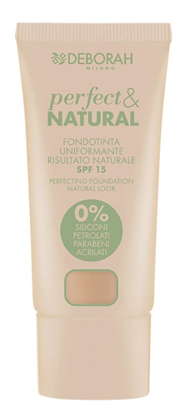 Deborah Milano | Perfect Natural Foundation - 3 Beige