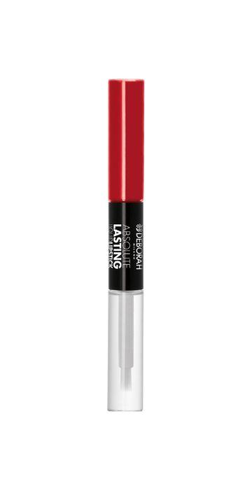 Deborah Milano | Absolute Lasting Liquid Lipstick 10 - Fire Red
