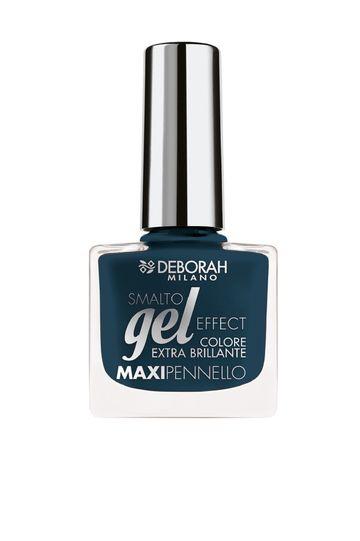 Deborah Milano | Gel Effect - 72 Audacious Blue Nail Polish
