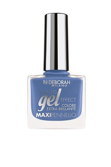 Deborah Milano | Gel Effect - 73 Swimming Blue Nail Polish
